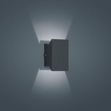 Настенный уличный светильник FREE