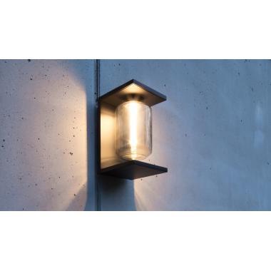 Настенный уличный светильник dia