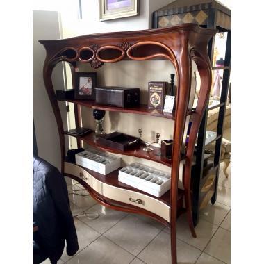 Книжный шкаф CANDLE