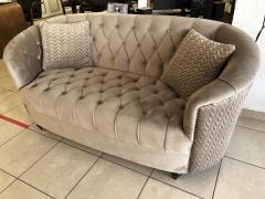 Двухместный диван Модена